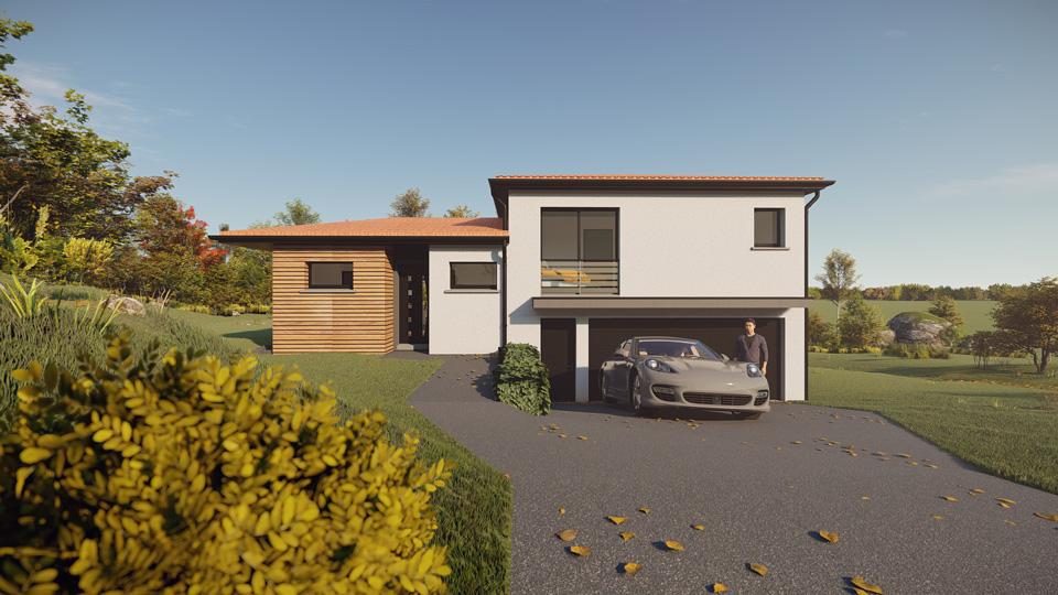 constructeur maison individuelle Auvergne