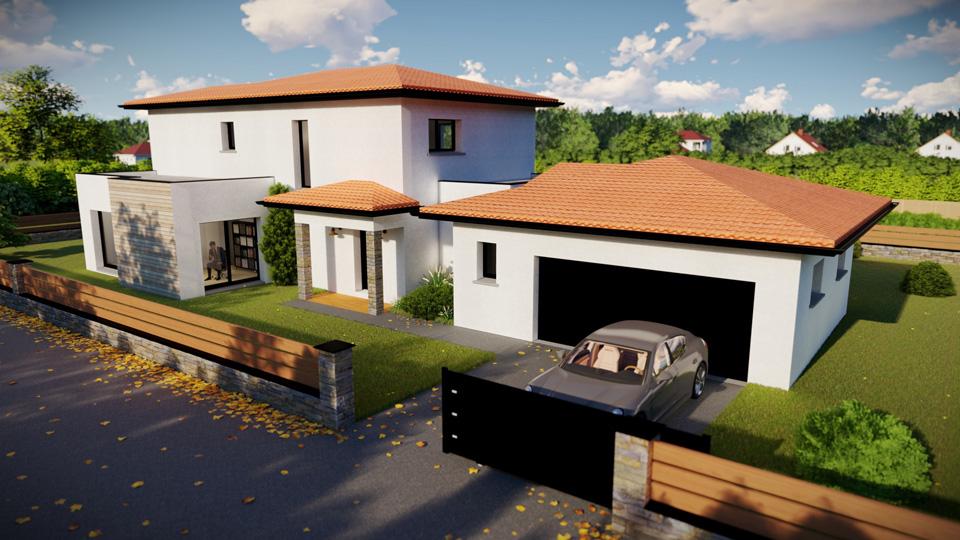 constructeur maison individuelle Vichy