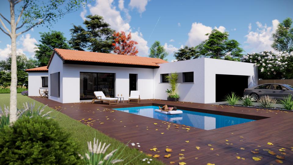 plan construction maison 63